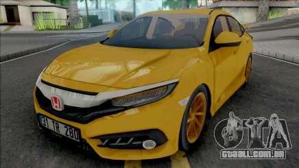 Honda Civic Si [IVF] para GTA San Andreas