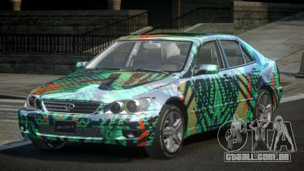 Lexus IS300 SP-R L4 para GTA 4