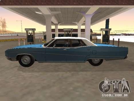 Buick Electra 1967 para GTA San Andreas