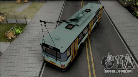 Ikarus 415T RATB para GTA San Andreas
