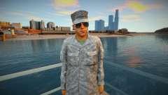 Soldado do Exército dos EUA para GTA San Andreas