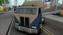 Peterbilt 362 4x2 para GTA San Andreas