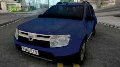 Dacia Duster 2012 UK
