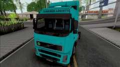 Volvo FH12 440 Turkmen Logistic para GTA San Andreas