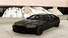 BMW M5 Competition Black Style