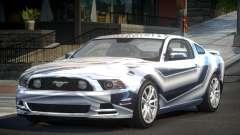Ford Mustang GT BS-R L1 para GTA 4
