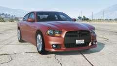 Dodge Charger SRT8 (LD) 2012 para GTA 5