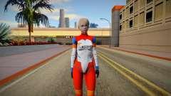 Elza Walker from Resident Evil 1.5 para GTA San Andreas