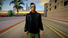 New Claude para GTA San Andreas
