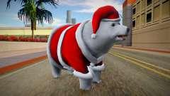 Christmas bears para GTA San Andreas