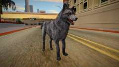 Wolf from Call Of Duty: Ghosts para GTA San Andreas