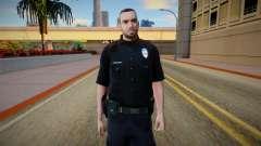 Policija Skin v2 para GTA San Andreas