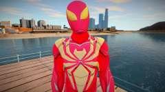 Iron Spider Armor para GTA San Andreas