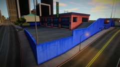 Novo TransFender Motor Show para GTA San Andreas