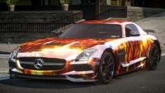 Mercedes-Benz SLS US S10 para GTA 4