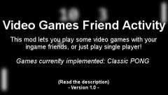 Video Games Friend Activity (VGFA) para GTA 4