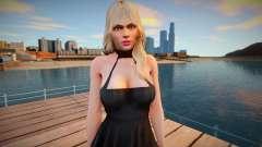 Rachel Casual v2 para GTA San Andreas