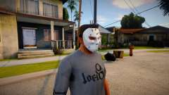 Mask DLC Horror pack (Saints Row The Third) para GTA San Andreas