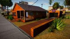 Big Smoke House (good mod) para GTA San Andreas