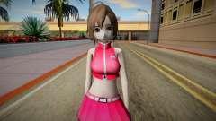 MEIKO (HATSUNE MIKU PSP) para GTA San Andreas
