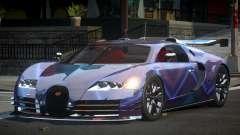Bugatti Veyron GS-S L10 para GTA 4