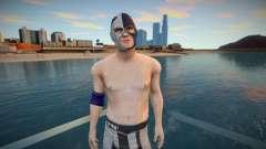 Hitman Wrestling para GTA San Andreas