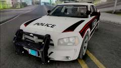 Dodge Charger 2010 Bosnian Police Livery Style