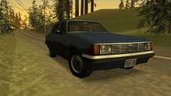 Chevrolet Opala Diplomata 1983 SA Style