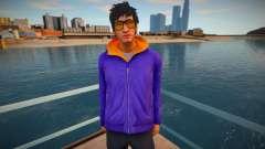 Tao Cheng from GTA V para GTA San Andreas