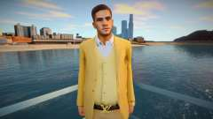 Andre Silva Skin para GTA San Andreas