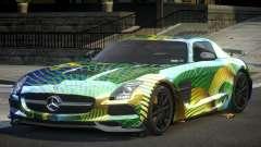 Mercedes-Benz SLS US S7 para GTA 4