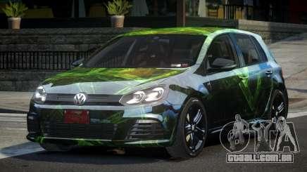 Volkswagen Golf US S3 para GTA 4
