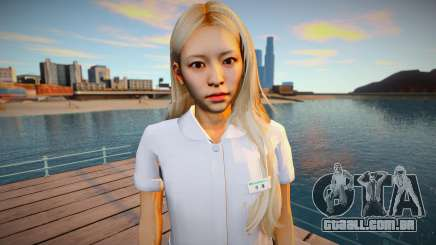 Nurse Japan para GTA San Andreas