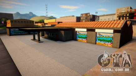 Garage in San Fierro para GTA San Andreas