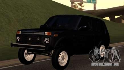 Vaz (Lada) Niva 90-HX-242 para GTA San Andreas