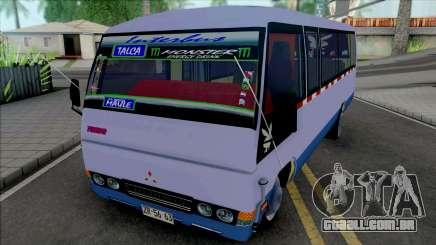 Mitsubishi Rosa para GTA San Andreas