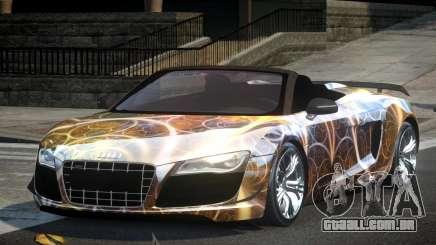Audi R8 SP Roadster PJ6 para GTA 4