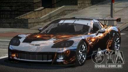 Chevrolet Corvette SP-R S2 para GTA 4