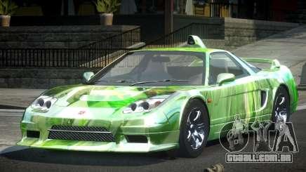 Honda NSX SP-R S3 para GTA 4