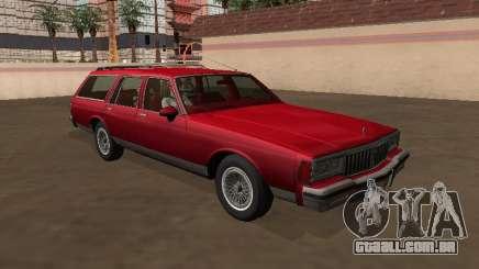 Pontiac Safari 1979 para GTA San Andreas