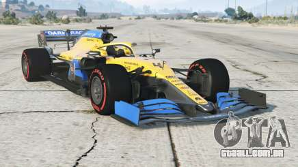 McLaren MCL35〡add-on v2.0 para GTA 5