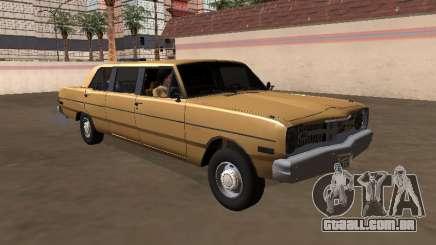 Dodge Dart Limousine 1974 para GTA San Andreas