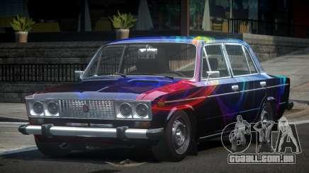 VAZ 2106 BS Drift S6 para GTA 4