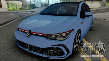 Volkswagen Golf GTI Mk8 para GTA San Andreas