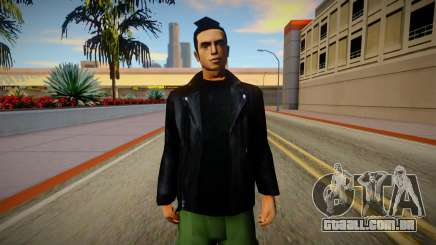 New Claude para GTA San Andreas