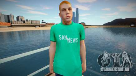 New skin swmyst para GTA San Andreas
