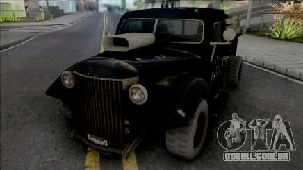 GTA V Bravado Rat-Loader [VehFuncs] para GTA San Andreas