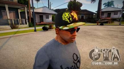 Cap 2Pac para GTA San Andreas
