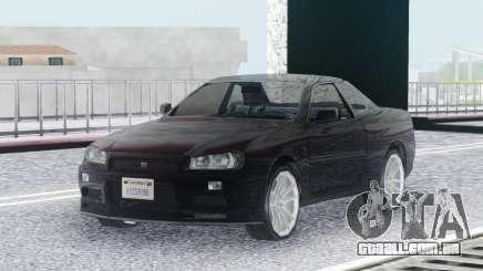 Nissan Skyline GT-R R34 LQ para GTA San Andreas