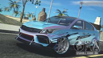Kia Rio 4 2017 para GTA San Andreas